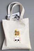 方振箱包工廠生產手提帆布袋廣告禮品包個性logo