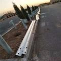 福建廈門波形護欄 公路噴塑 鍍鋅雙波護欄設計標準