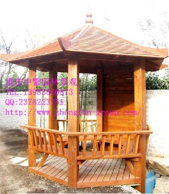 亭台楼阁,仿古建筑,木结构景观,园林小品,复古家居,轻质木结构房屋等.