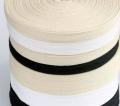 工廠批發純棉人字帶人字織帶 輔料全棉帶服裝包邊帶棉
