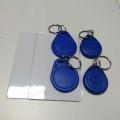 鑰匙扣卡ICID藍色