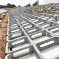 平鋪式生態護坡平鋪護坡生態框zlt水利河道護岸