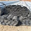 熱鍍鋅扁圓管生產加工廠家