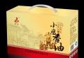 小磨香油手提式禮盒廠家加工廠 通用版水果紙箱大禮包