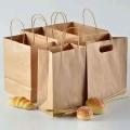 全木漿精品牛皮紙 紙塑復合直立袋牛皮紙