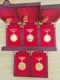 供應徽章獎牌 陜西比賽獎牌定制 紀念章設計制作