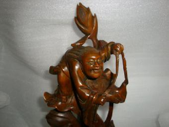 黄杨木雕件现在可以值多少钱