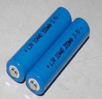 聚合物10440锂电池批发图片