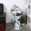 陶瓷流水擺件