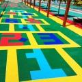 天津南開懸浮式籃球場地面施工團隊