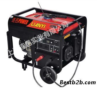 汽油发电电焊机是电焊的一种,电焊的基本工作原理是我们通过常用的