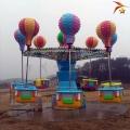 游乐设施有哪些 桑巴气球游乐设施介绍