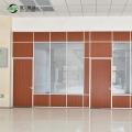 中国隔墙行业十大品牌 博尔铝合金玻璃隔墙办公室高隔