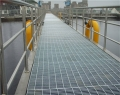 湖南长沙平台钢格板应用与特点
