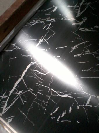 黑钛大理石纹不锈钢