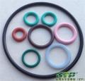 OTP供應氟膠定做3268C綠色耐高溫O型圈