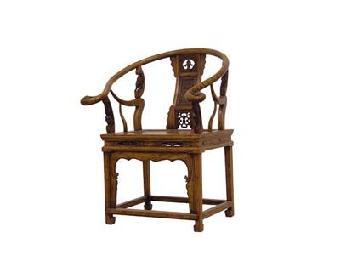 古斯塔夫·艾克出版的第一部介绍中国古典家具