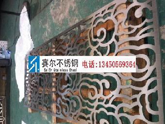 朝阳区不锈钢红铜镂空花纹板-镂空激光厂家
