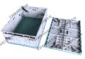 800x600折疊箱塑料折疊箱