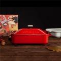小智多功能自動烹飪料理鍋 電燒烤烤魚烤鍋