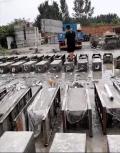 太陽能路燈專用預制成品混凝土基礎墩
