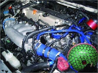 汽车水箱硅胶水管