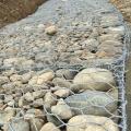 廠家直銷堤坡防護鉛絲石籠