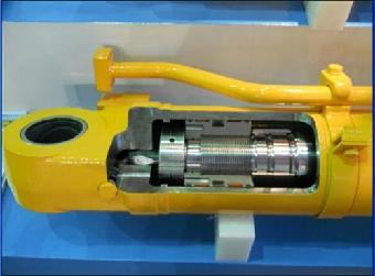 液压缸_液压缸型号_液压缸规格_大鹏液压图片