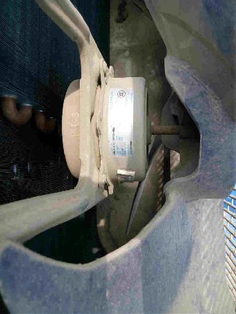 5:空调更换内机风扇,空调内外风机电机补漏充氟
