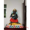 銷售銅藏佛 五姓財神 銅佛像定制