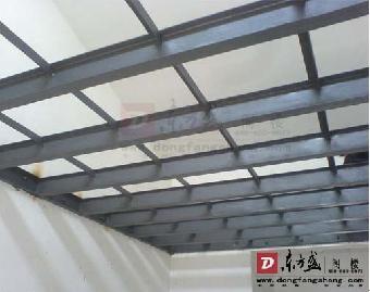 钢结构房篷, 钢结构汽车展厅
