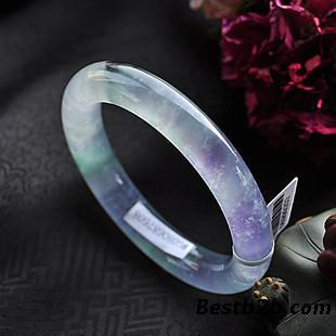 紫罗兰翡翠手镯在上海哪里可以出手
