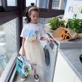 廣州貝蕾品牌童裝批發基地 上新小豬班尼夏