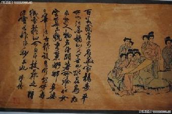 杨寿平百美图真迹有几幅?值多少钱