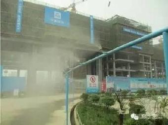工地围挡喷淋_温岭建筑工地围挡喷淋优惠促销
