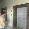 仿石材電梯門套_石材電梯門套表