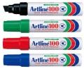 日本旗牌雅麗EK-100油性速干記號筆