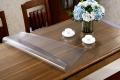 PVC软质玻璃学生桌布课桌桌垫办公桌垫茶几垫水晶板