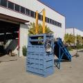 鲁丰100吨双缸易拉罐压扁机打包机包型紧