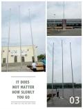 晉城專業旗桿定做 晉城專業制作政府旗桿送貨上門