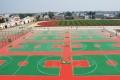 鄭州硅PU球場廠家8MM塑膠硅PU球場面層施工造價