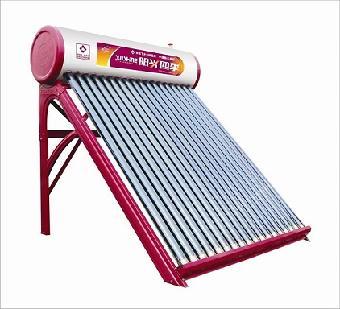 太阳能热水器加凉水桶