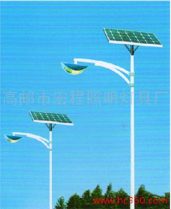 公共设施路灯创意设计三视图