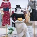 時尚大牌迪思蘭柏20夏裝品牌折扣秒殺地攤清貨價