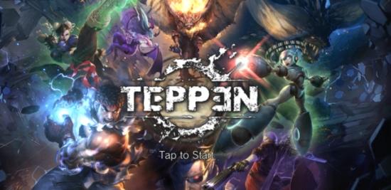 Capcom推卡牌手游《Teppen》 集结人气角色大乱斗