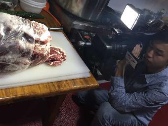四川电视台电话资讯频道《新闻现场》迷宫栏目亚大不美食陆西埃拉思议美食图片