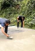 农村水泥路面起砂起皮快速修补材料及工艺