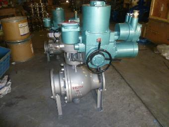 厂家供应电动卸灰球阀*水泥厂专用球阀