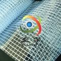 源頭工廠生產1000DPVC透明網格布1cm大網格