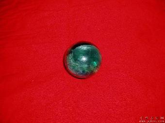 六方晶体陨石夜明珠_